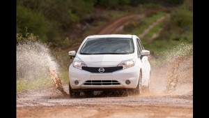ROLLE, Switzerland (April 24, 2014) - Washing a car can be a chore - and a costly one at that. In response, Nissan in Europe has begun tests on innovative paint technology that repels mud, rain and everyday dirt, meaning drivers may never have to clean their car again.
